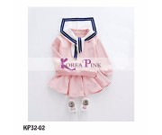 Korea Pink Pink Uniform Set KP3202