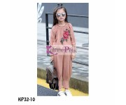Korea Pink Pink Flower Set KP3210