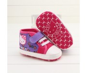 Prewalker PW 19 Hot Pink Purple Hello Kitty
