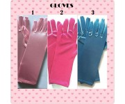 Princess Accessories Gloves Only