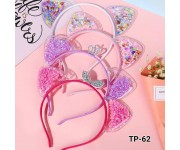 Bando Glitter Cat Ear TP-62