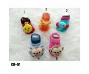 Baby Foot Covers Boneka KB01